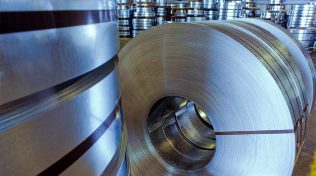 Winkelmann Materials: Stahlservice